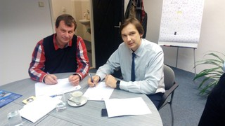 Cooperation with the University of Pardubice