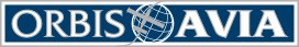 Logo společnosti ORBIS AVIA spol. s r.o.